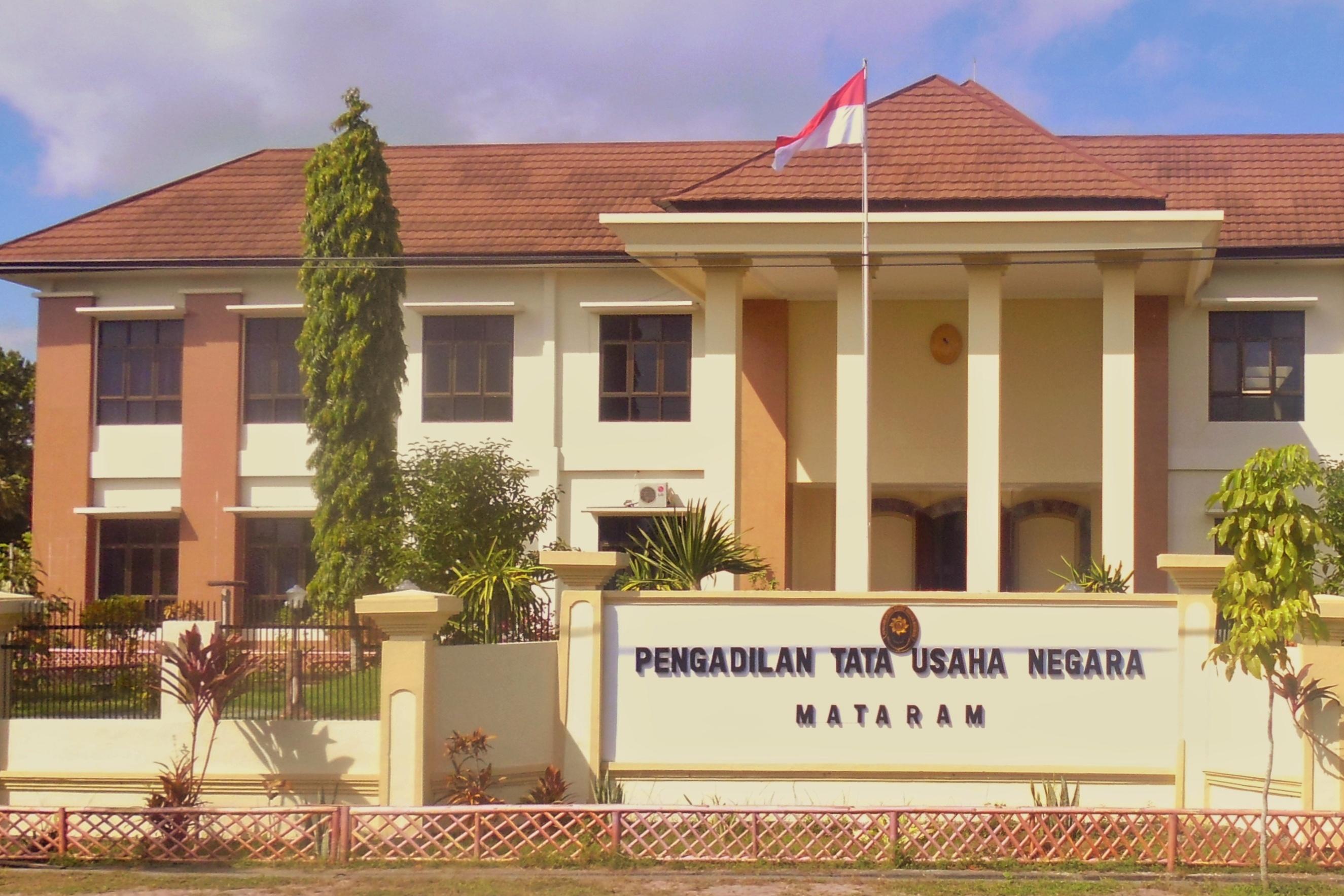 Selamat Datang Di Website Pengadilan Tata Usaha Negara Mataram